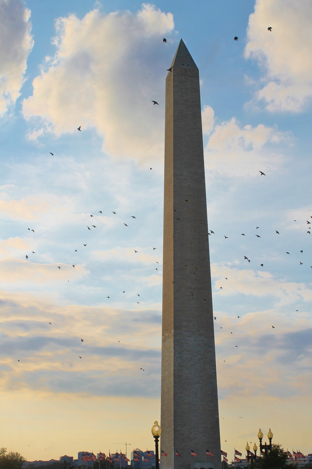 Washington Monument USA ou partir en voyage
