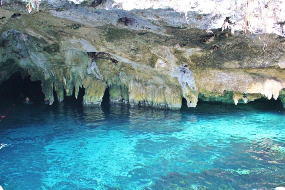 Gran Cenote Tulum Mexique Yucatan Piscine naturelle