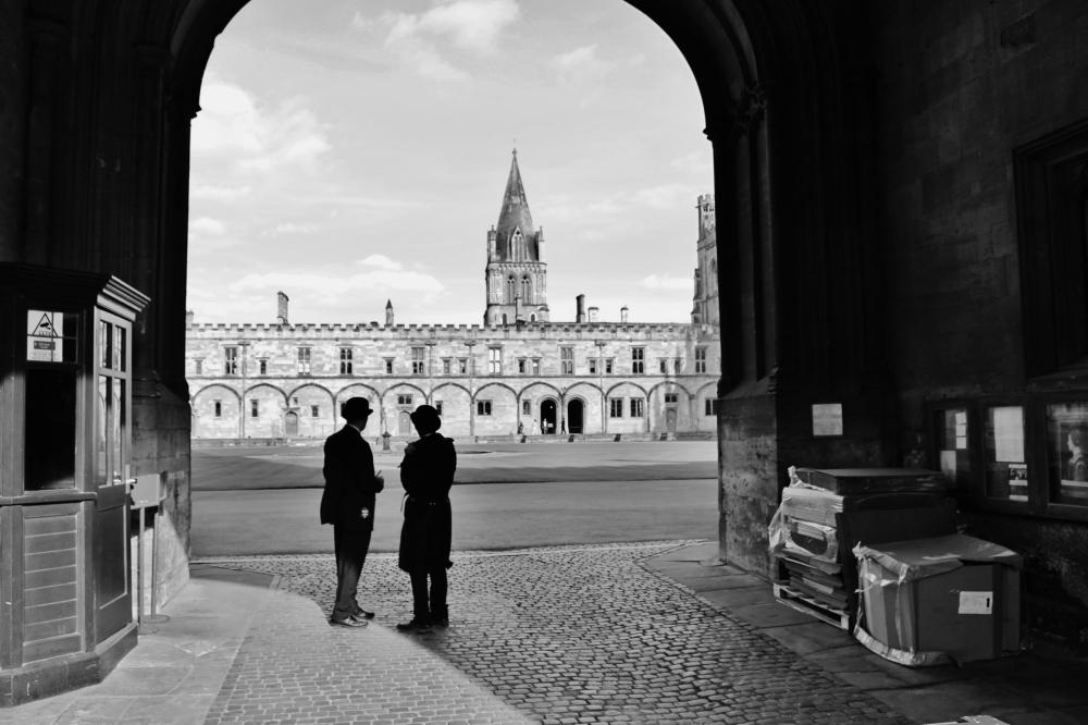 Oxford Angleterre Voyage