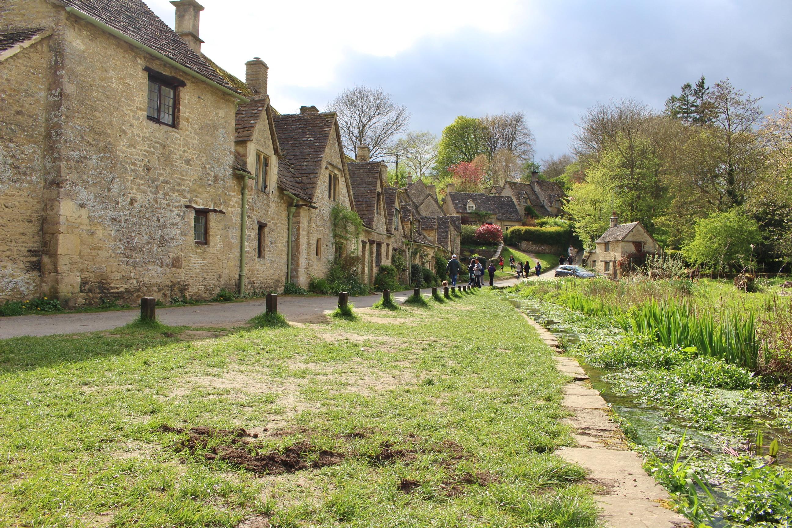 Bibury Village Angleterre England
