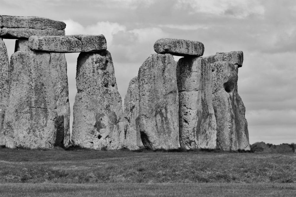Stonehenge Angleterre visiter site historique
