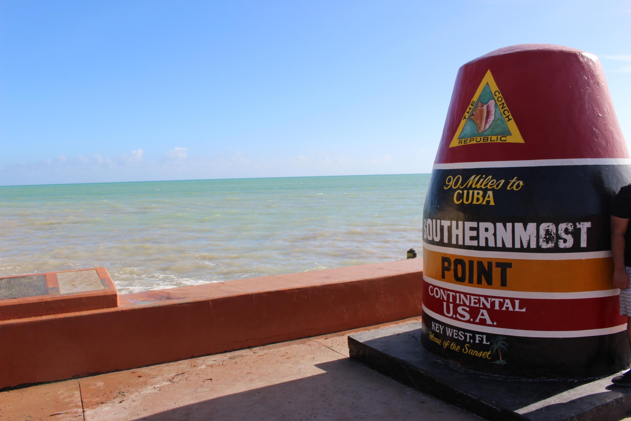 Southenner-Point-USA-Floride-Cuba